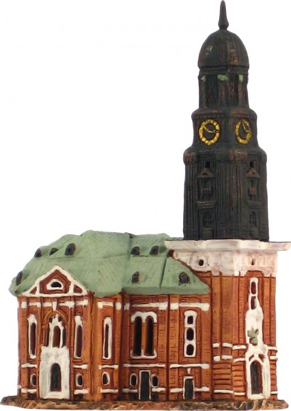 St. Michaeliskirche in Hamburg