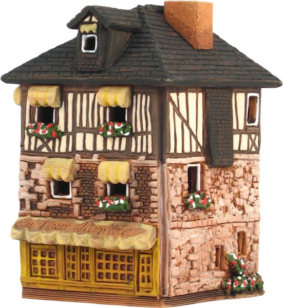 House in Honfleur