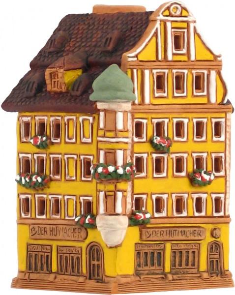 Hatter's house in Regensburg