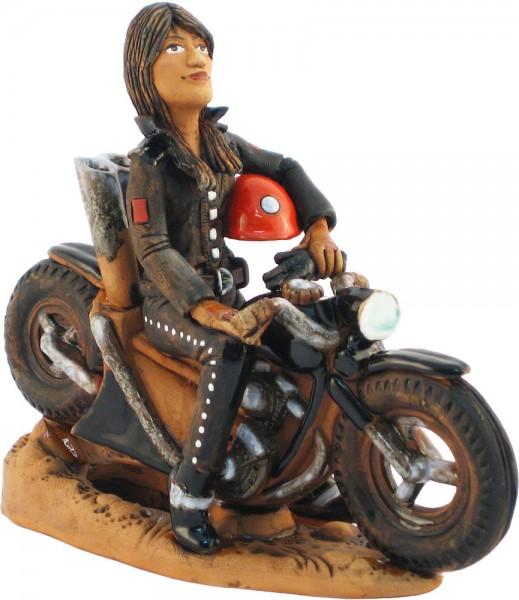 Motorrad Amzon