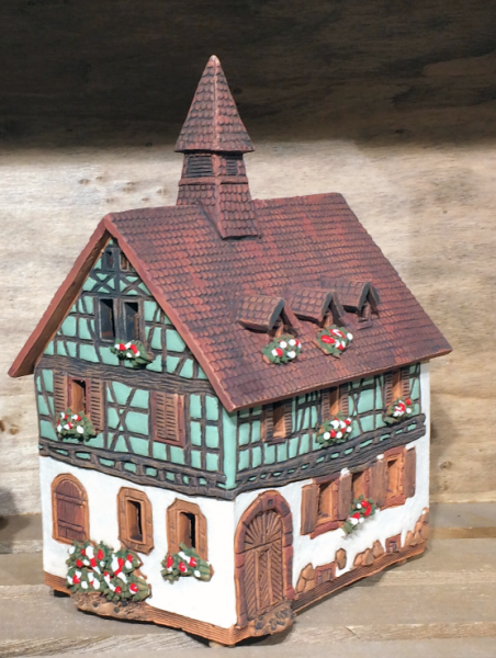 A. Schweitzer Haus in Kaysersberg