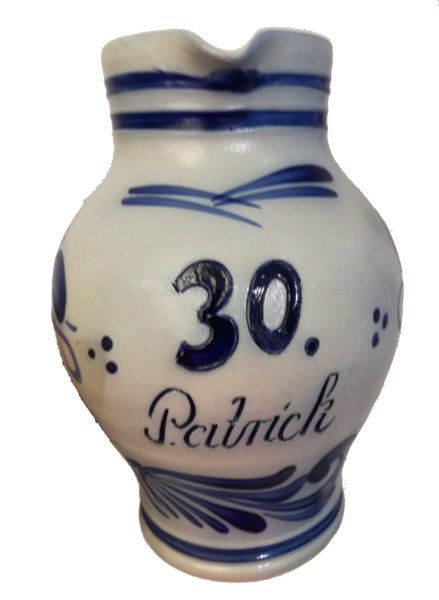 Bembel 2 Ltr. With individual lettering