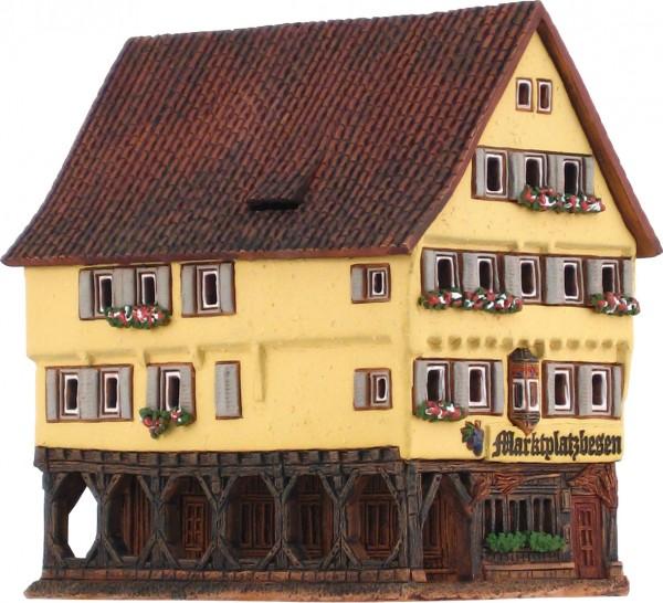 Marktplatzbesen in Esslingen