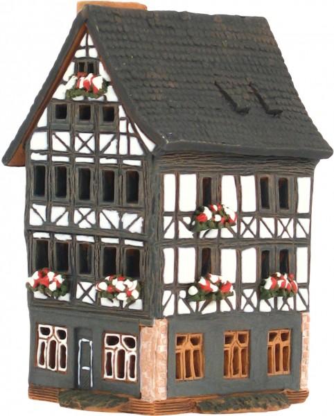 half-timbered house Benediktplatz Erfurt