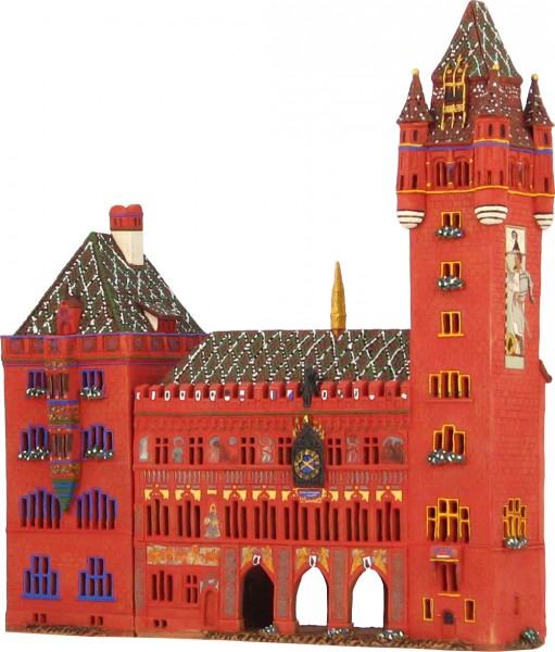 Rathaus in Basel
