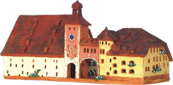 Brückentor in Regenburg