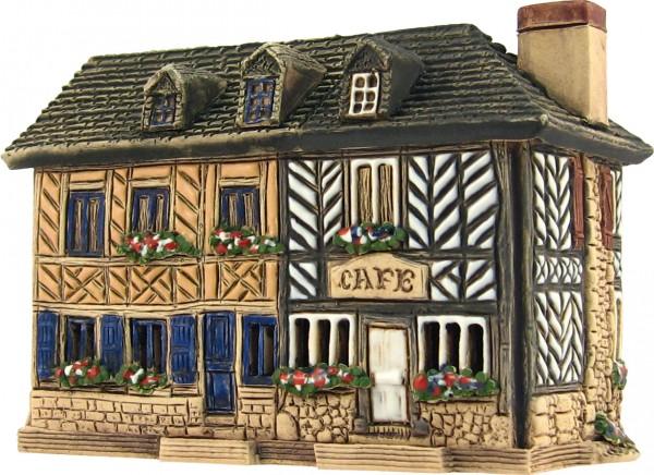 Cafe de Coiffeur, Beuvron en Auge