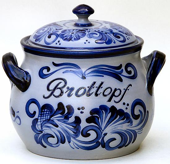 Bread pot around 22 cm