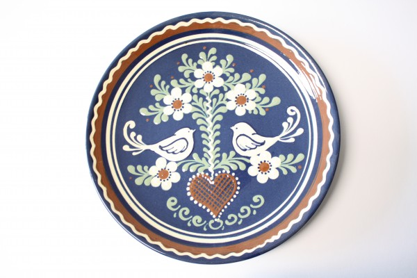 Wall plate 27cm