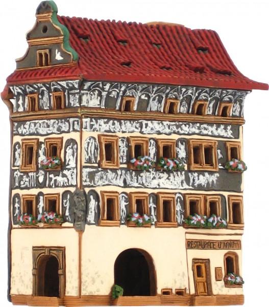 """Haus in Prag """" U Minuty """""""