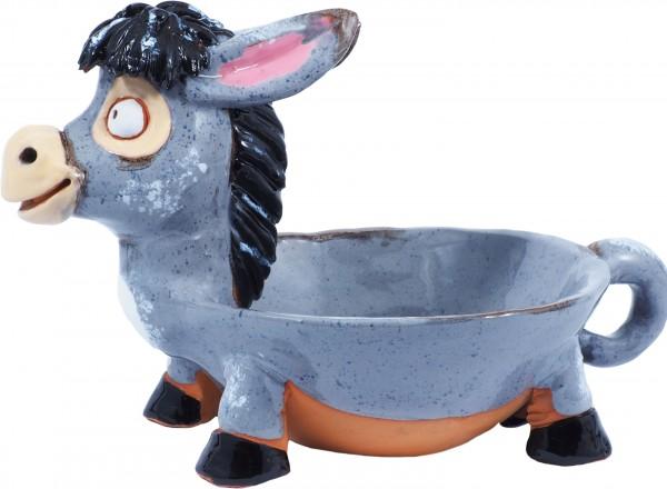 Animal bowl donkey