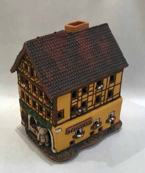Teddy house Rothenburg